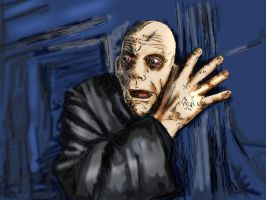 Uncle Fester by The-Mattness