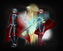 Kingdom Hearts | Embrace Of Destiny by EandPi233