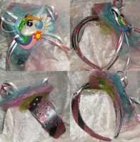 Princess Celestia Headband by LaPetitLapearl