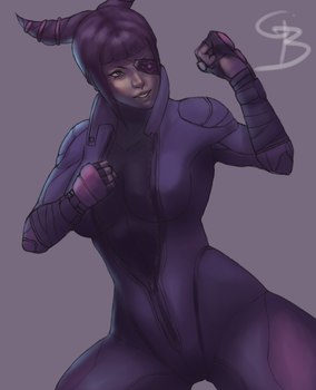 Juri Han1.5 by TheAverage