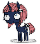 Blindsight, The Cute Little Dead Horse by t4mibun
