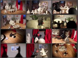 """Wallace and Gromit Tribute"" by AndreasFrancis"