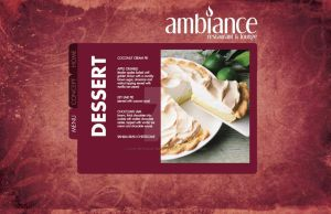 Ambiance Website Dessert by live-without-borders