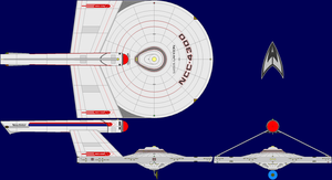 USS Larson AU TOS Multi-View by captshade