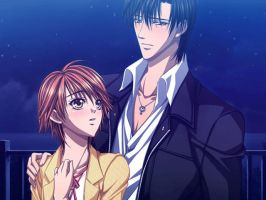 Skip Beat PS2 screen shots by piacine