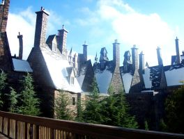 Hogsmeade by 52849108