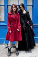 Urban Gothic stock 25 by Random-Acts-Stock