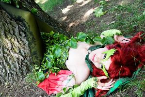 Poison Ivy by Lulu-cosplay