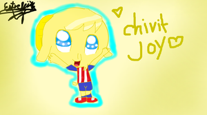 Inside Out Joy Chivit by pasword15703