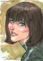 Hope Van Dyne by ToddNauck