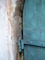 Leave The Bright Blue Door by out-of-ideas