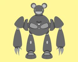 Mouse Mech by vicioussuspicious