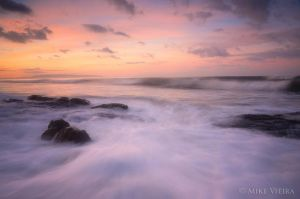 Shell Beach Dawn by twelvemotion