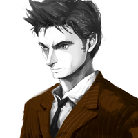 10th doctor by metope87