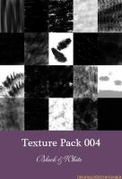 Texture Pack 04 I Black and White by belle-liberte