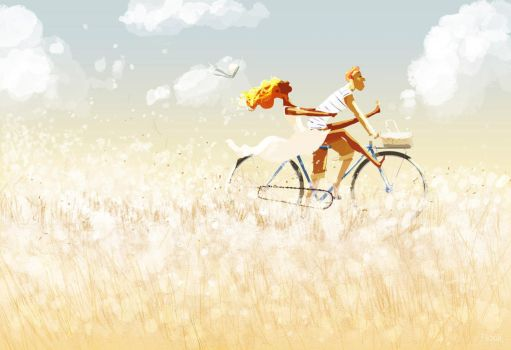 Faster. by PascalCampion