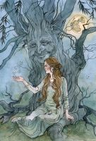 Willow, weep no more by liga-marta