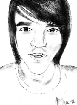 Shane Dawson Drawing Attempt by Squall234