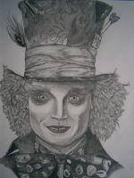 Hatter by SofieRogers