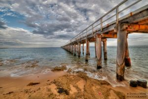 Point Lonsdale Pier HDR by DanielleMiner