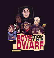 Boys from the Dwarf by SirSmudge