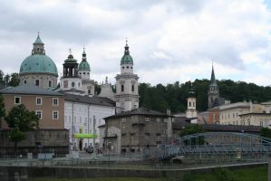 view in Salzburg 88 by ingeline-art