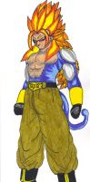Cuzo's Final Super Saiyan by DBZ2010