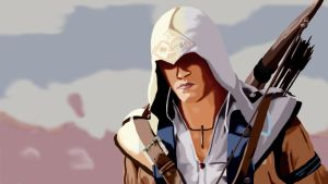 Connor Kenway - Assassin Creed III by Klein-Reita