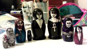 Sandman- Endless Russian Dolls by my-ain-sel