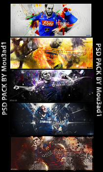 psd pack by Mou3ad1-Art
