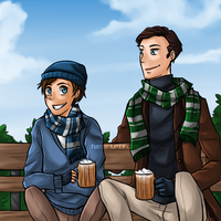 XMFC HP: Butterbeer by ozamham