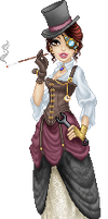 Steampunk Yay by Odyrah
