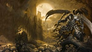 Darksiders 2 Death by hibakuska