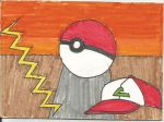 Pokemon sketch card by SmokeyandtheBandit