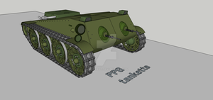 PPG tankette by Giganaut