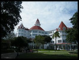 3 - The Grand Floridian by Timitu