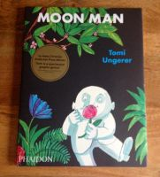 Moon Man Hardcover Book by extraphotos