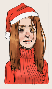 Holiday Kaley by prosthetic0shipping