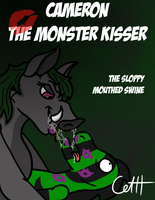 The Sloppy Mouthed Swine (RE-POST) by microdude87