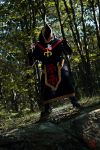 Disciple of D'Sparil Cosplay by querulousArtisan