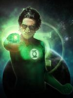 The emerald crusader by Lu1-g