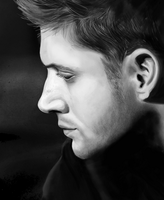 jensen ackles by theChocolateFrog