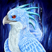Icy Phoenix by Kalico by SR-Archives