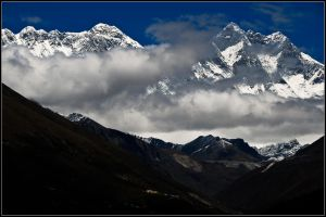 Everest View by yuvi2