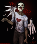 UNKNOWN-False Zacharie by SUCHanARTIST13