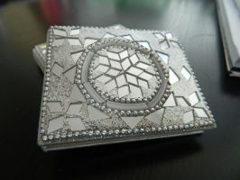 Jewelled Notebooks by Stock-Karr