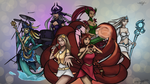 Battle of the Bands! Elemental Enchantresses~ by Angelwings246