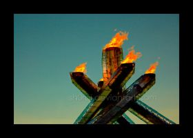 + Flame Over Vancouver by sh0Rai