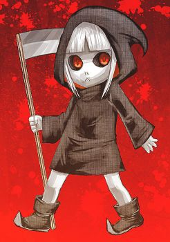 Grim-chan. by paet