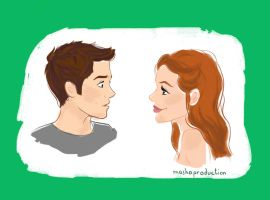 stydia is here! by mashaproduction